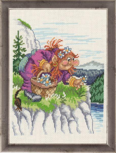 〔Permin〕 刺繍キット P92-1588