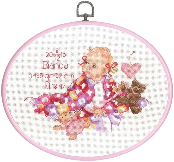 〔Permin〕 刺繍キット P92-1703