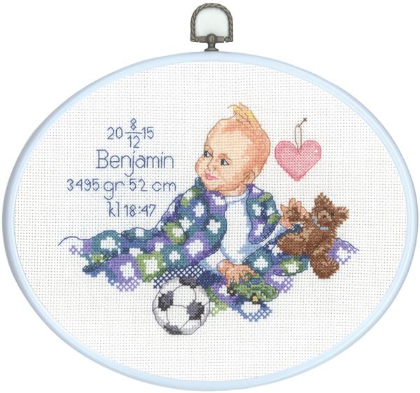 〔Permin〕 刺繍キット P92-1704