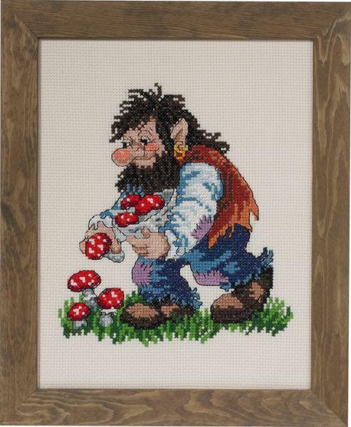 〔Permin〕 刺繍キット P92-3107