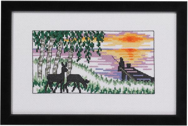〔Permin〕 刺繍キット P92-3184