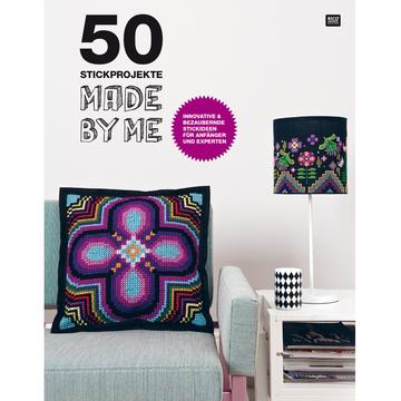 〔Rico Design〕 図案集 50 Stickprojekte Made By Me