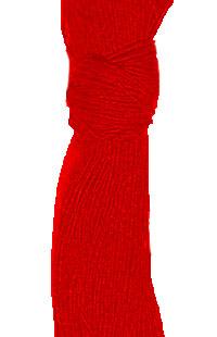 *〔Sweden 808-Red〕 赤糸 16/2