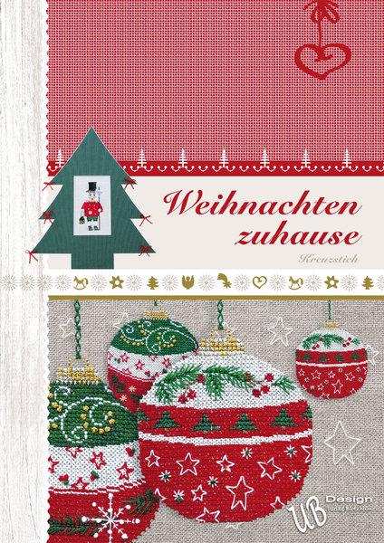 〔UB Design〕 図案集 B2011-2 Weihnachten zuhause