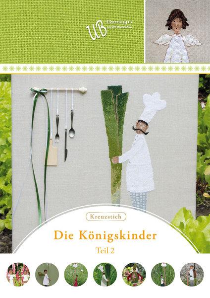 〔UB Design〕 図案集 L2013-2 Die Königskinder - Teil 2