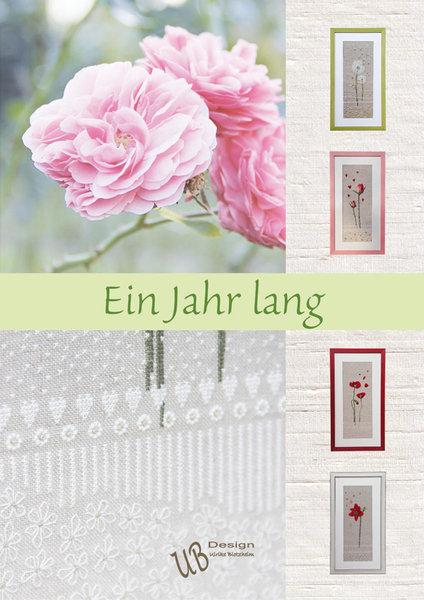 〔UB Design〕 図案集 L2014-1 Ein Jahr Lang