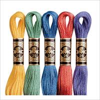 〔DMC〕 刺繍糸 DMC-712