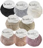 〔Permin〕 毛糸 / Scarlet 8880