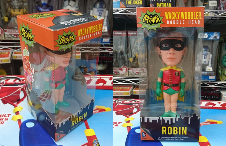 FUNKO ROBIN 〜 BATMAN 1966 TV ロビン