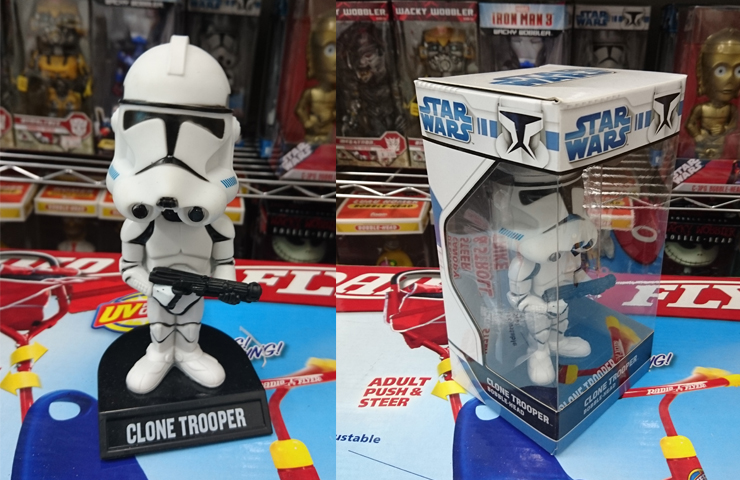 FUNKO STAR WARS CLONE TROOPER