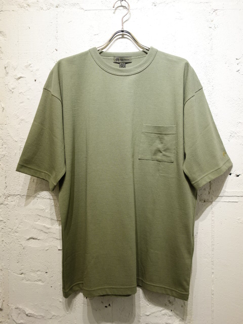 Nigel Cabourn WIDE T-SHIRT SOLID