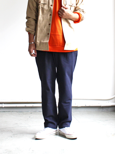 CURLY カーリー TRACK TROUSERS