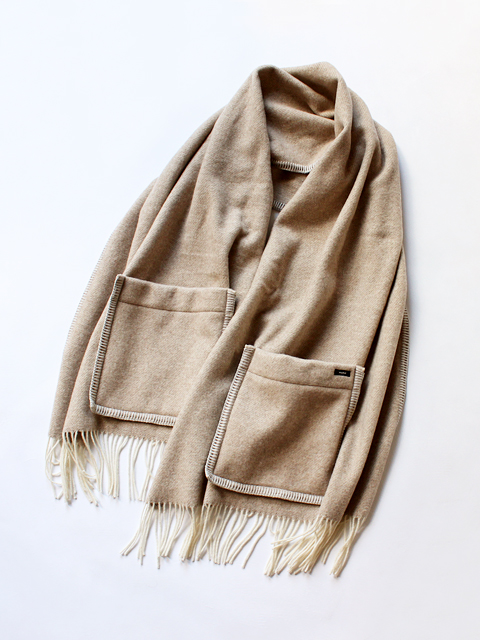 maillot Cashmere Wool Blanket MAA-028