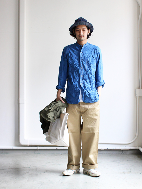 orSlow オアスロウ Vintage Fit Army Trousers