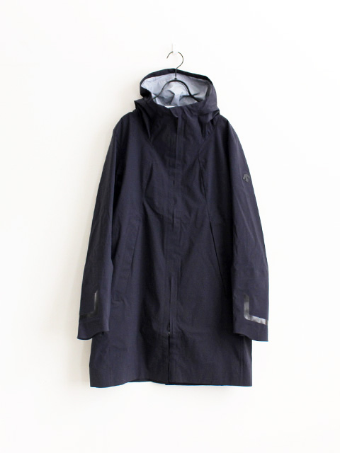 DESCENTE ALLTERRAIN STREAMLINE BOA SHELL ALL WEATHER COAT