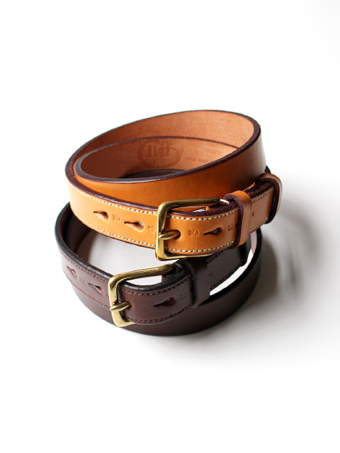 JABEZ CLIFF×Wester Leather Belt ベルト
