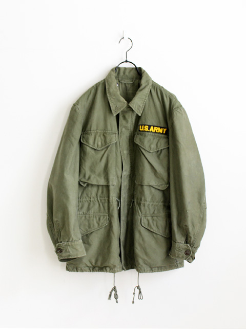 (USED) VINTAGE U.S. ARMY M-51 Field Jacket