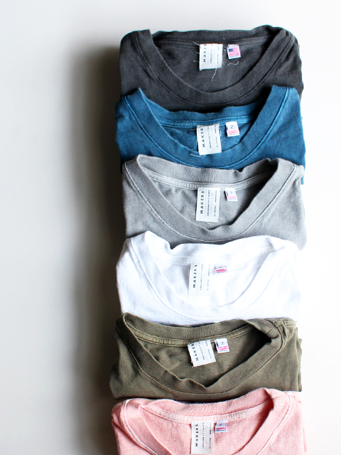 MAKERS AMERICAN FIT T-SHIRTS