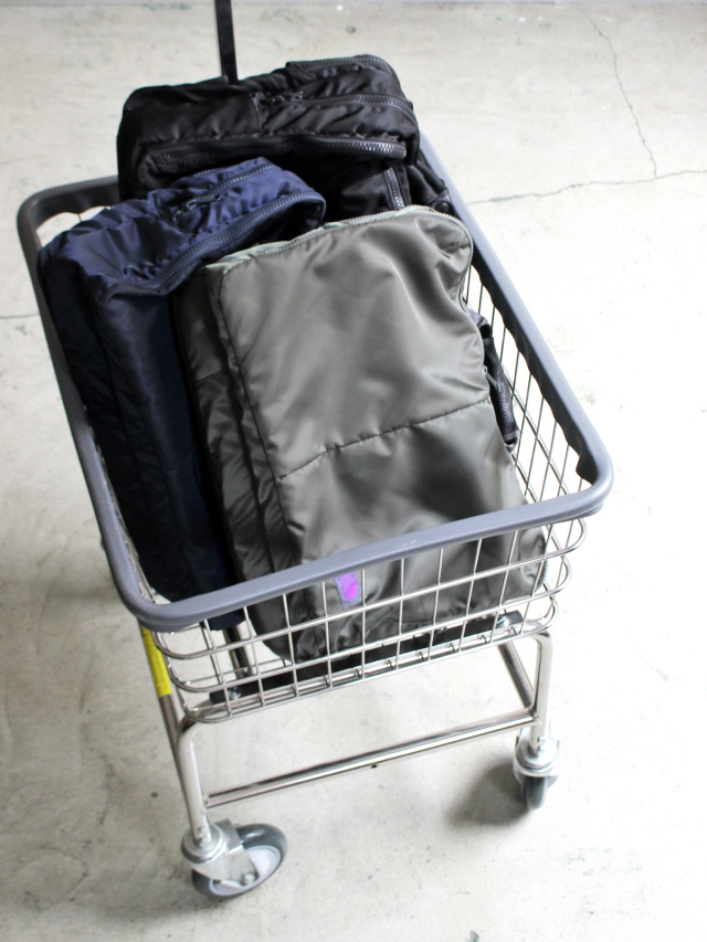 THE NORTH FACE PURPLE LABEL LIMONTA Nylon 3Way Bag