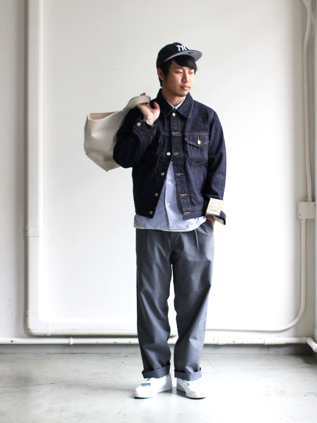 YAECA 18-14W Denim Jacket