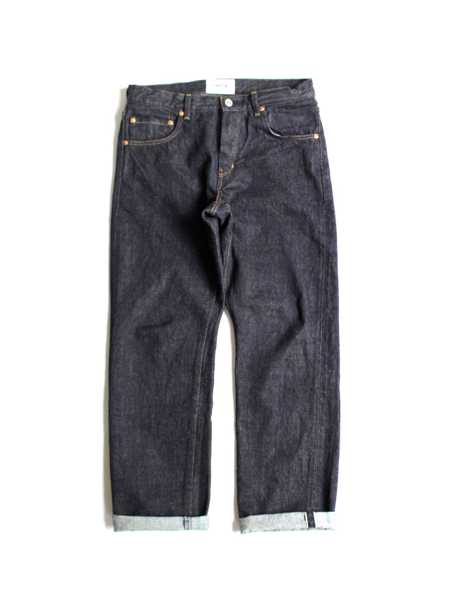 YAECA 15-14W Tapared Straight Denim