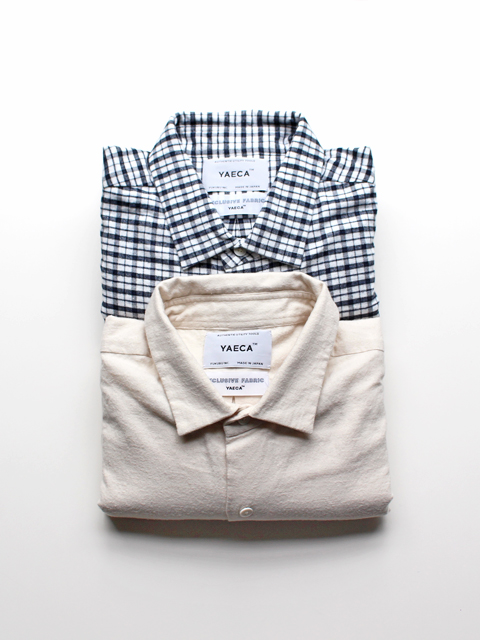 YAECA Button Shirt L/S