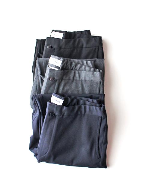 YAECA CONTEMPO 2WAY PANTS -STANDARD