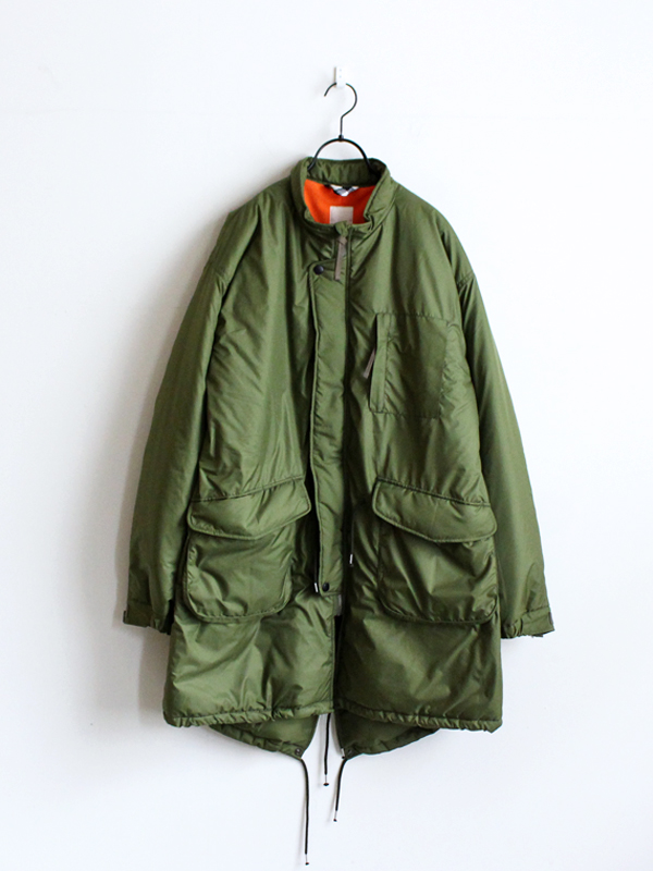 YSTRDYS TMRRW PADDED PACIFISM COAT