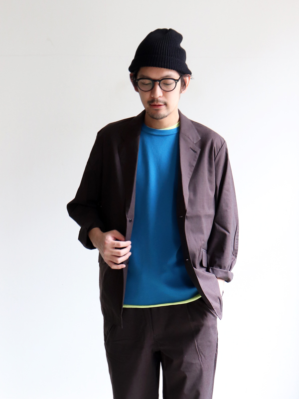 A Vontade Lax Sack Coat -T/R Stretch Weather