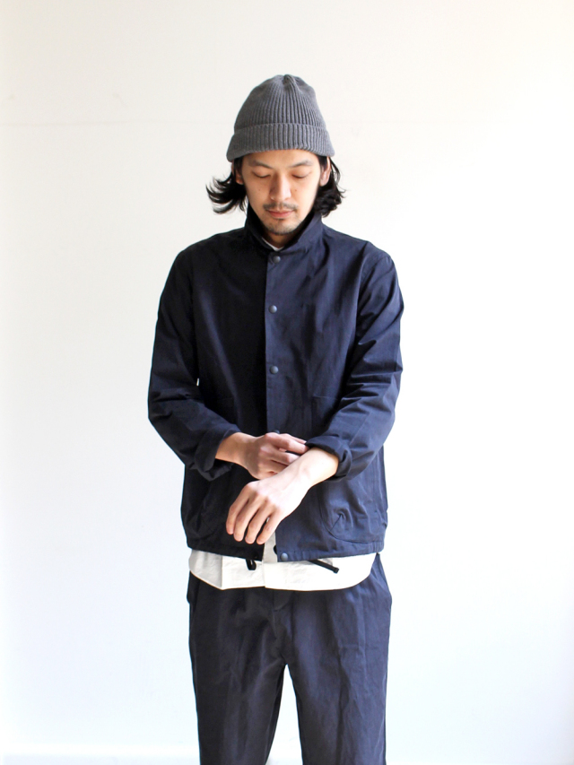 maillot b.label OIP Big Pocket Tool JK (ビックポケットツールジャケット) MAO-16257K