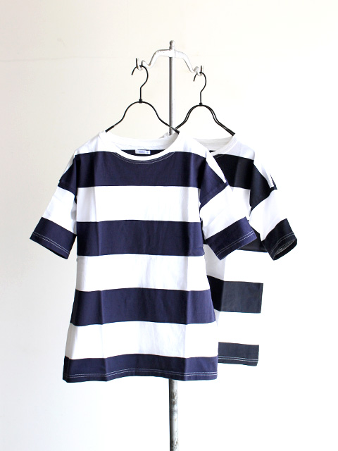 maillot Wide Border Big Tee (ワイドボーダービックTee) MAC-15236