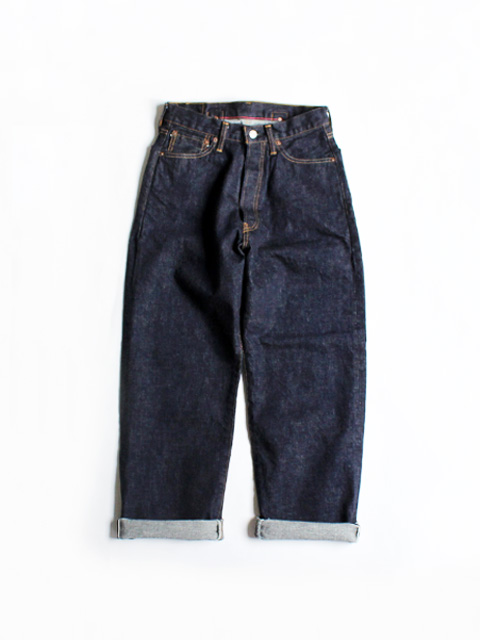 Ordinary fits FARMERS 5P DENIM -ONEWASH