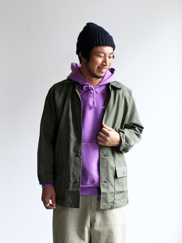 orSlow US Army Jacket Ripstop - ナイモノねだり