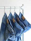 Ordinary fits��ANKLE DENIM PANTS��- 3 YEAR WASH