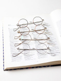 "Buddy Optical ""p""(ピアノ) Collection 眼鏡 - a/n"