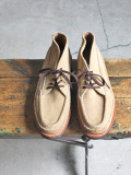 RUSSELL MOCCASIN ラッセルモカシン SPORTING CLAY Beige -ナイモノねだり