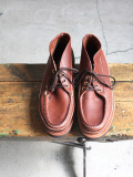 RUSSELL MOCCASIN SPORTING CLAY Brown -ナイモノねだり