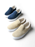 VANS Classic SLIP-ON -Suede/Fleece
