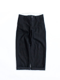 YAECA WRITE Wide Work Pants
