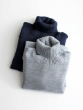 BRENA TURTLE SWEATER -ROULE