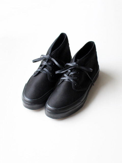 SOLS(ソルズ) The DECK SHOES -NOIR
