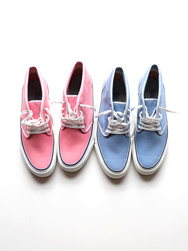 SOLS(ソルズ) The DECK SHOES -COLORS