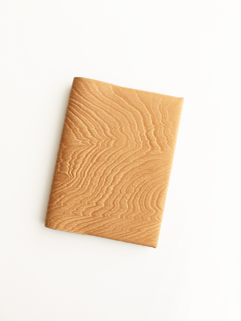 i ro se(イロセ) SEAMLESS BOOK COVER -wood