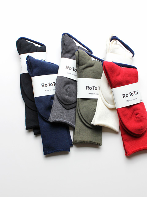 RoToTo(ロトト) CITY SOCKS