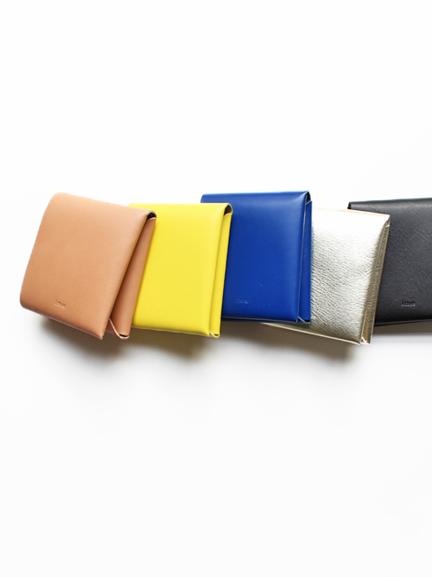 i ro se(イロセ) SEAMLESS SHORT WALLET