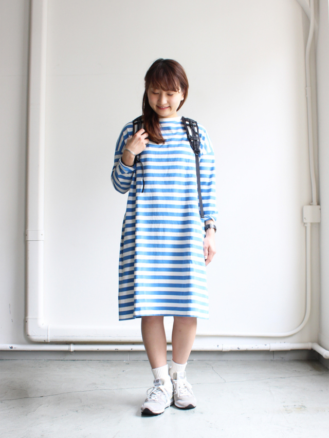 maillot(マイヨ) ボーダーワンピース - Special Order -