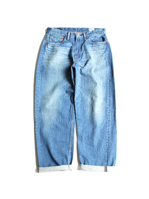 orslow(オアスロウ) Dad's Denim Pants -2Year Wash