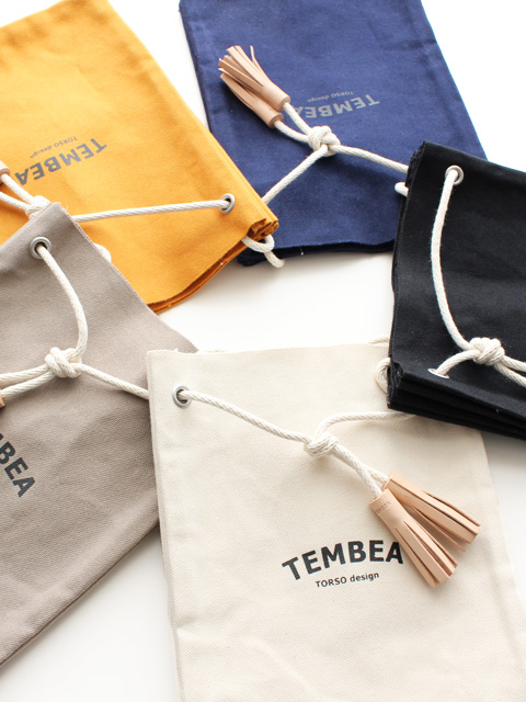 TEMBEA(テンベア) GAME POUCH LOGO