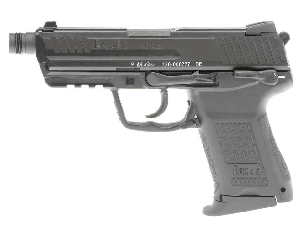 Umarex HK45 Compact Tactical ガスブローバックピストル CerakoteLimited (BK)
