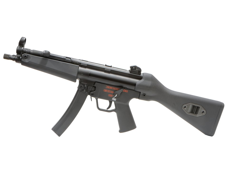 Umarex Hk MP5A4 AEG ZD (JPver./HK Licensed)